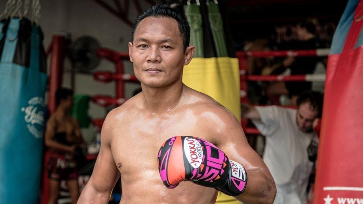 Seanchai Muay Thai