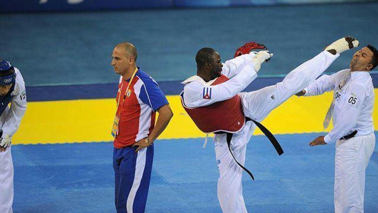 Bad Judging Karate