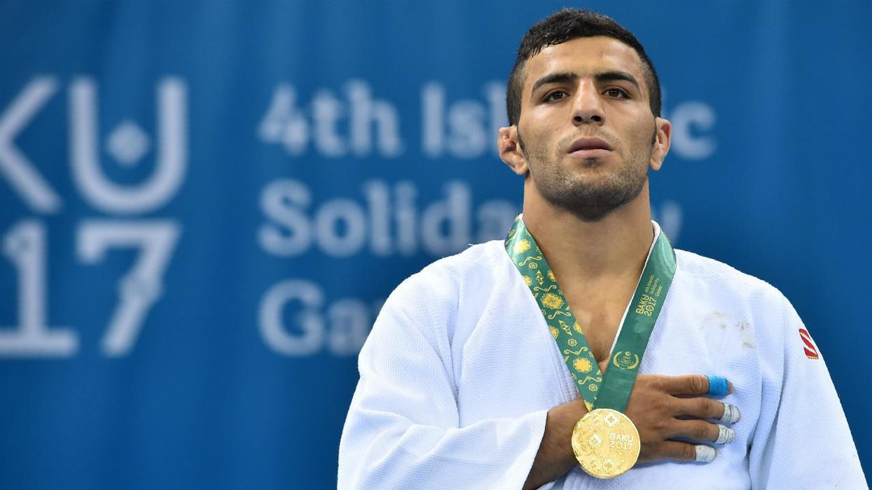Iran Judo Suspension
