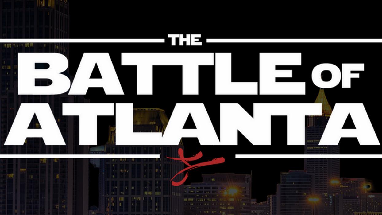 2021 Battle of Atlanta Karate