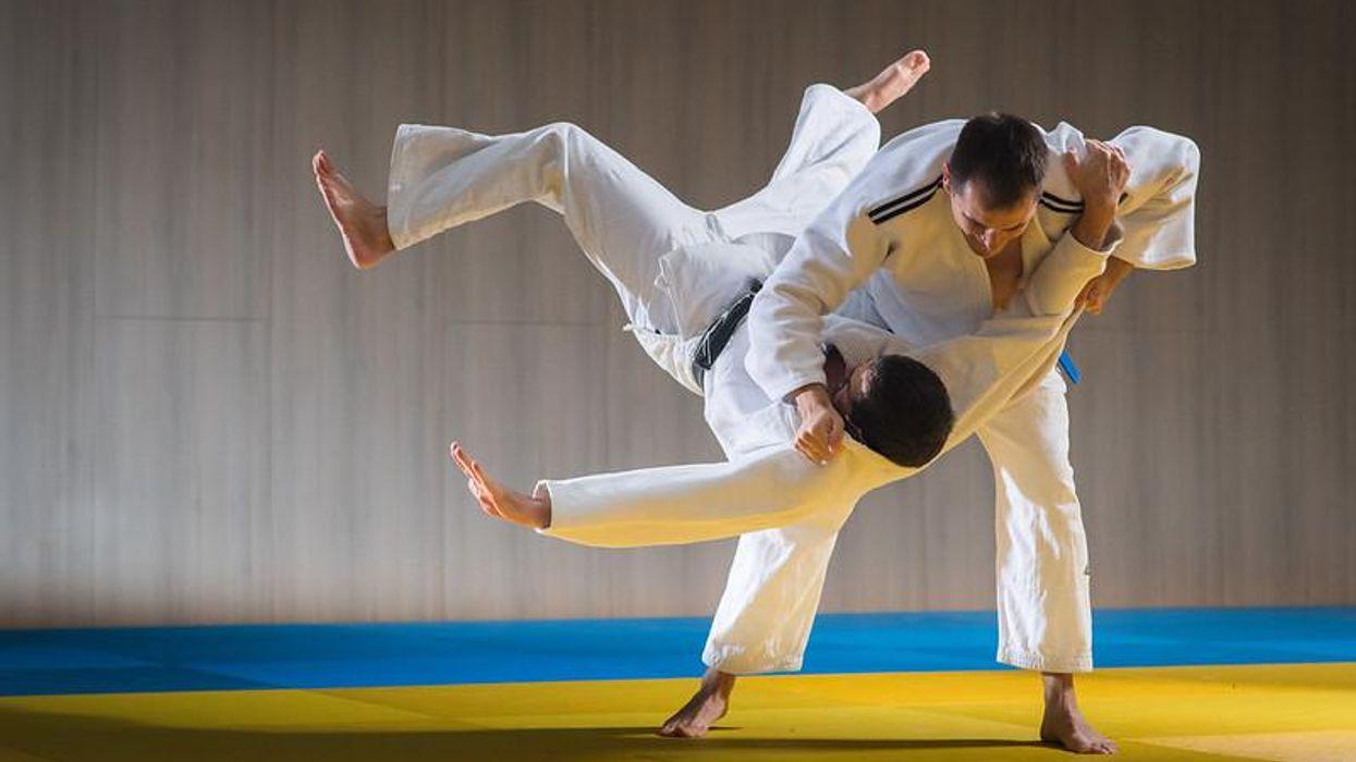 Freestyle Judo