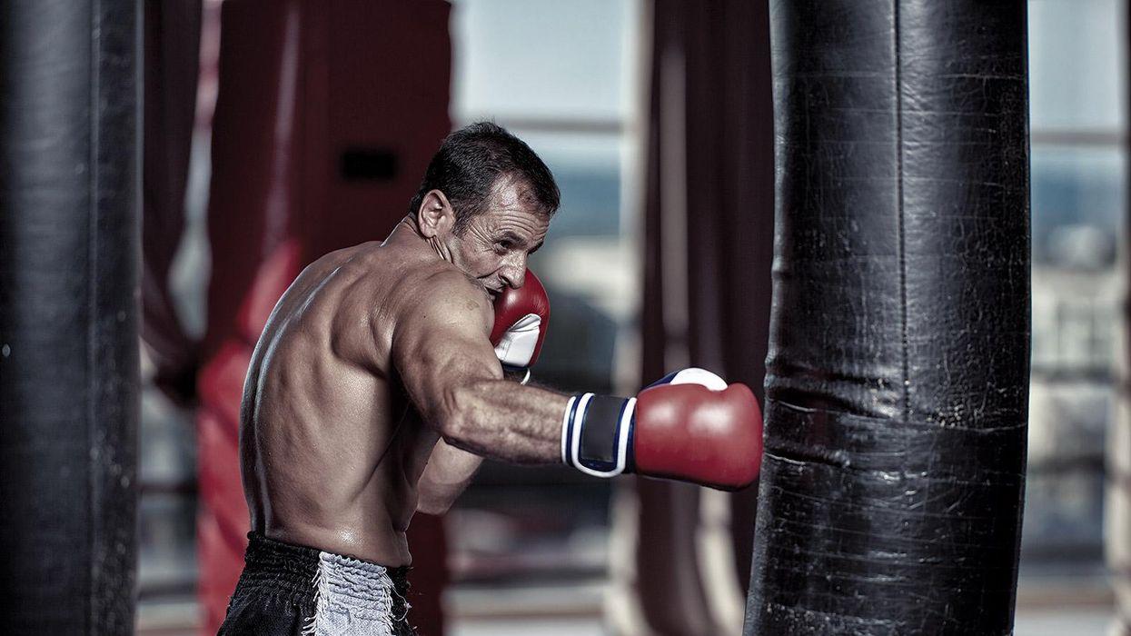 Heavy Bag Martial Arts