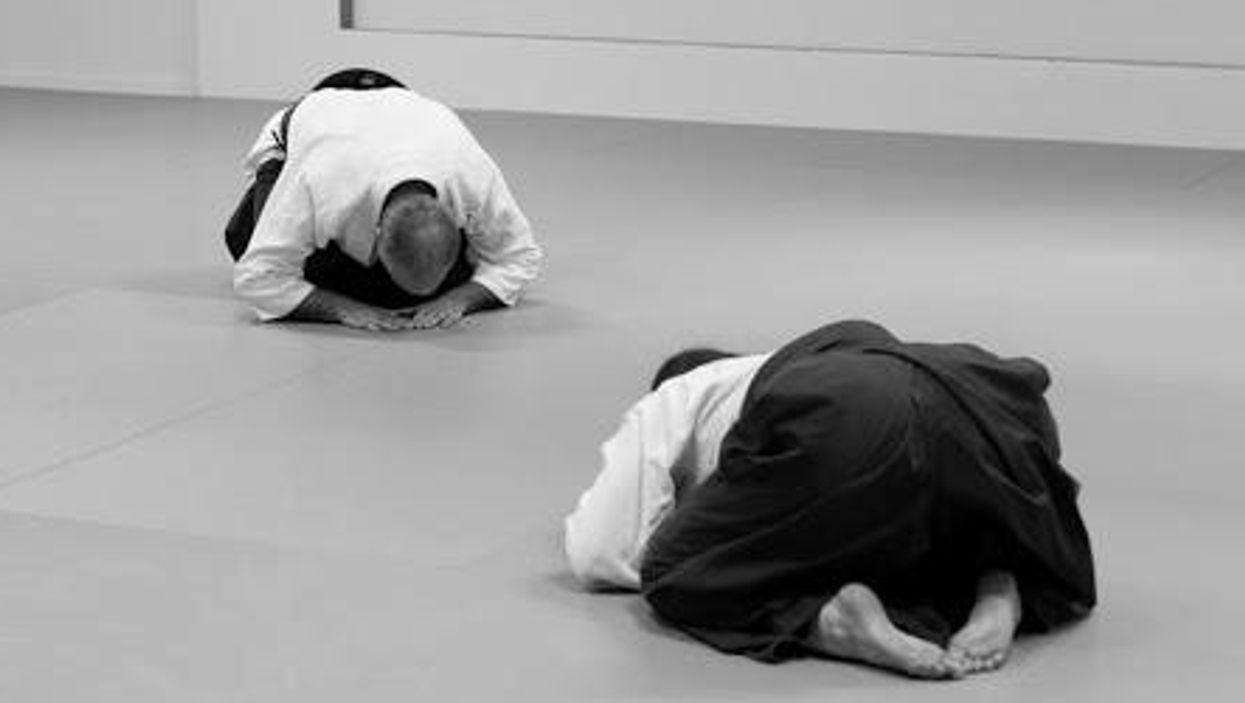 Martial Arts Bowing