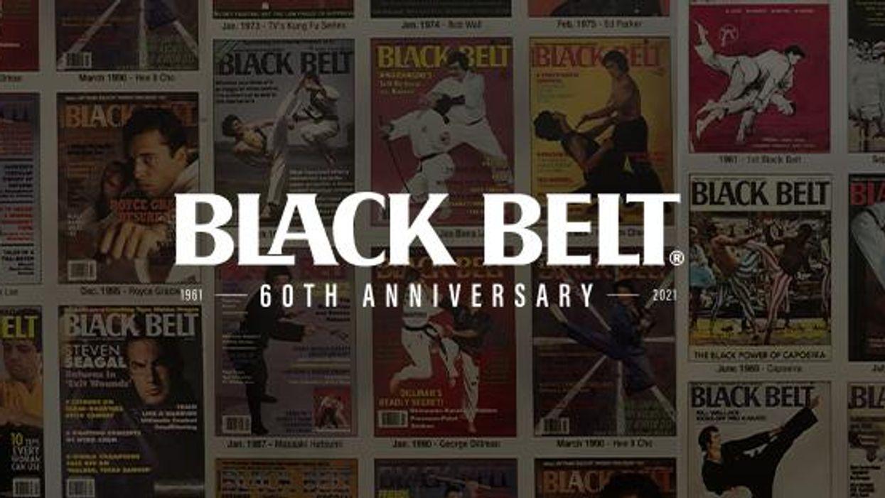 Black Belt 60th Anniversary