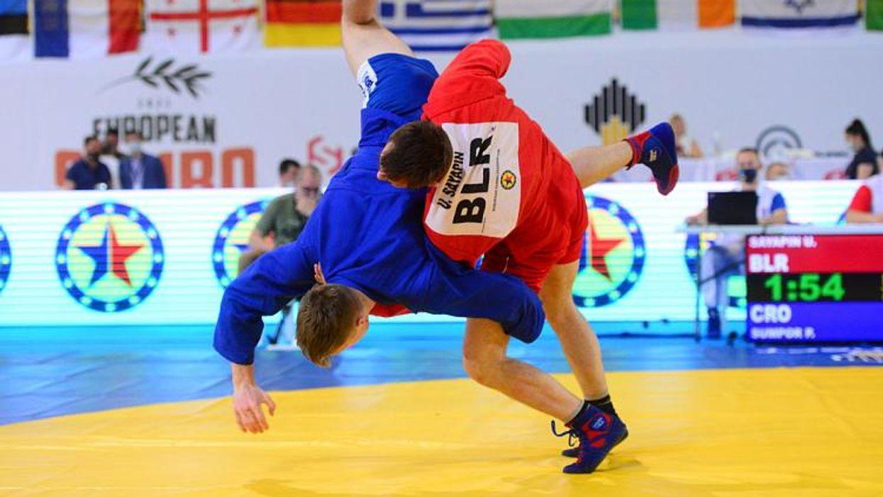 European Sambo Championships