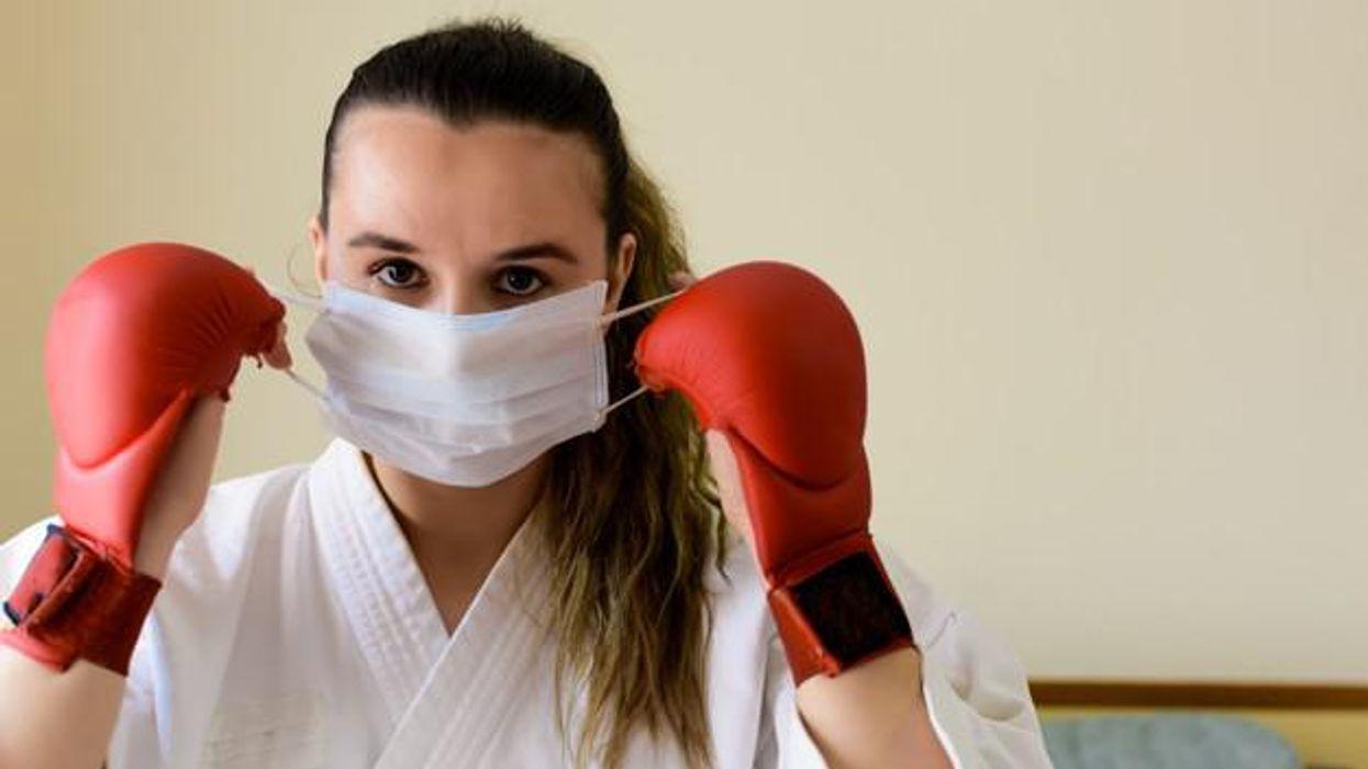 COVID Martial Arts