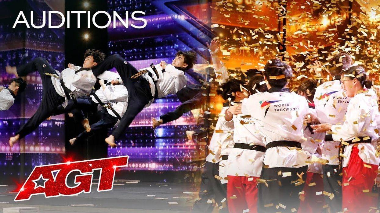 World Taekwondo AGT