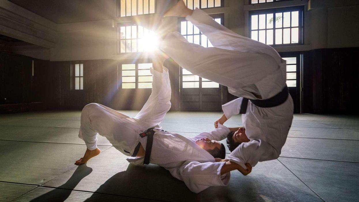 Kodokan Judo Lessons