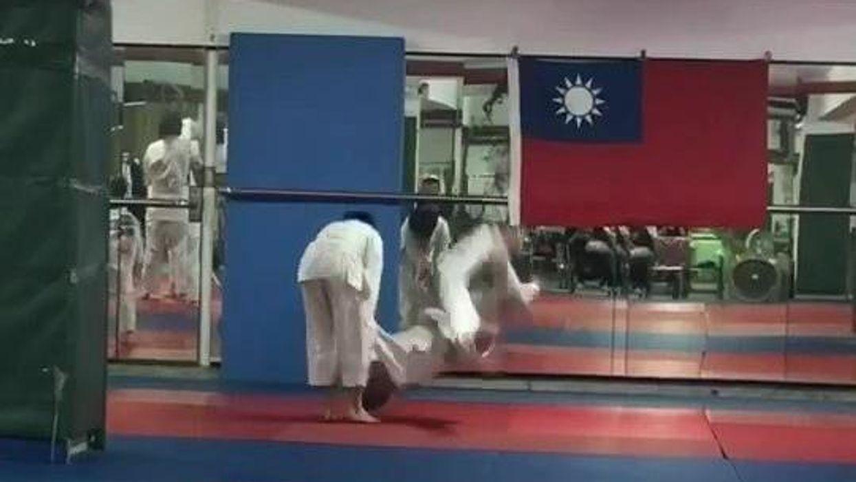 Seven Year Old Judo Death