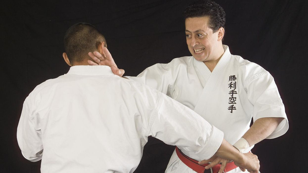 Knifehand Strike Is the Key to Self-Defense