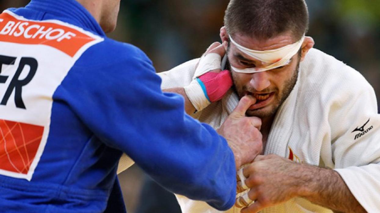Martial Arts Injury