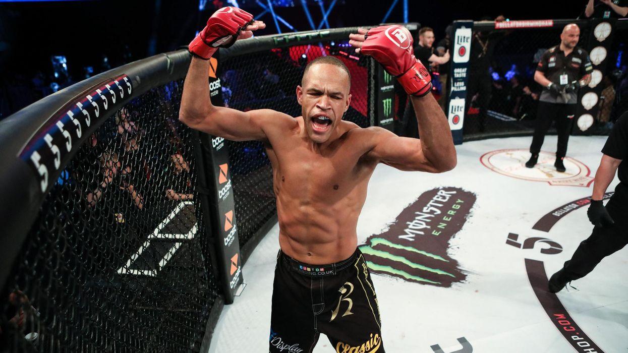 Raymond Daniels MMA