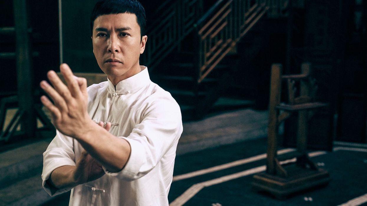 Yip Man: Wing Chun Legend and Bruce Lee's Formal Teacher