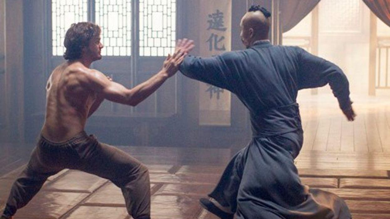 """Martial Arts Have a Prominent But Not Central Role in the Hit Series """"Marco Polo"""""""