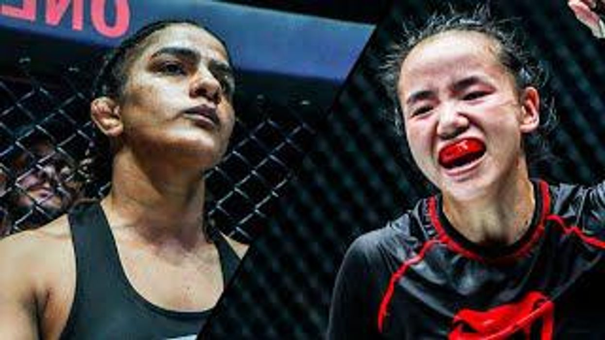 Ritu Phogat vs. Lin Heqin