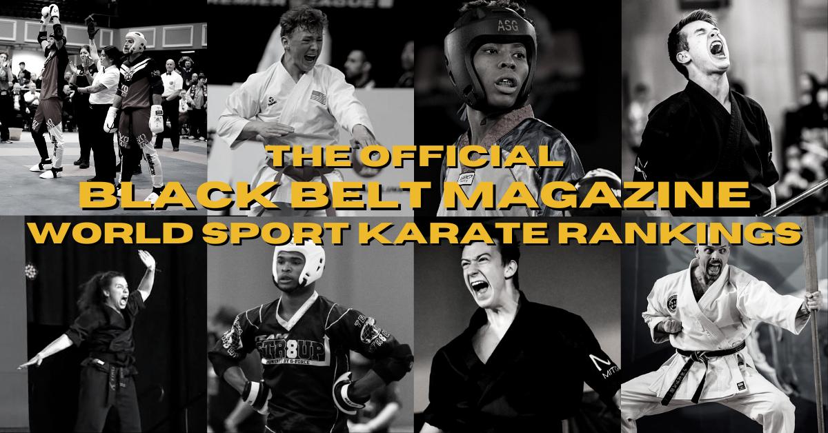Black Belt Magazine Rankings