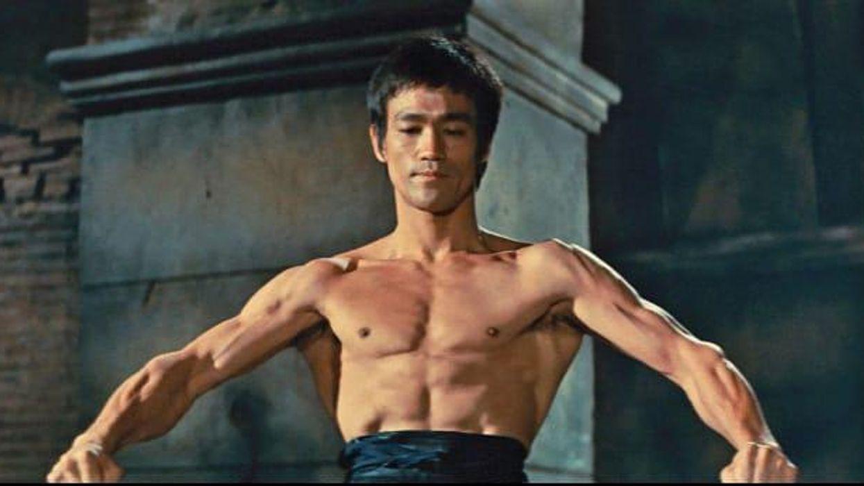 Bruce Lee Fitness