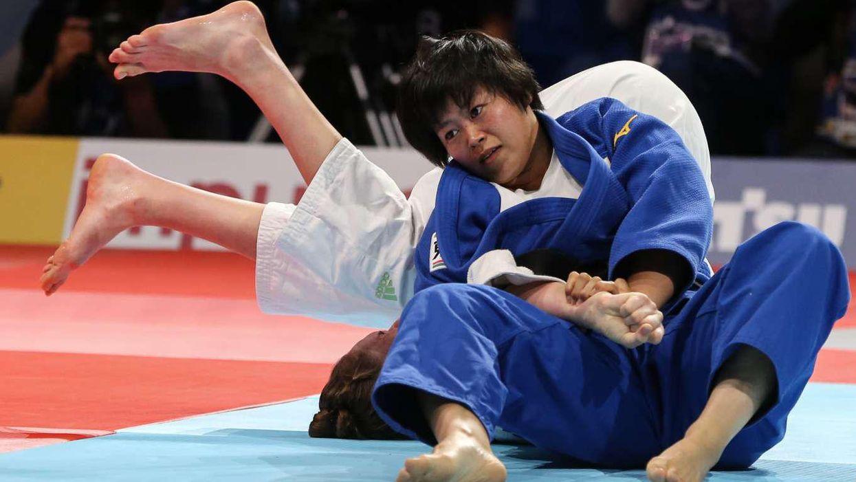 Judo Technique