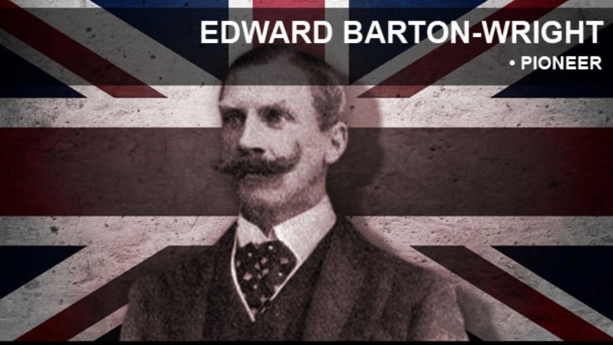 Edward William Barton - Wright
