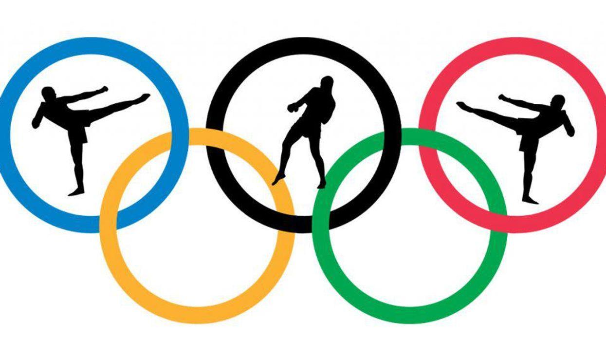 IOC sambo, kickboxing, muay thai