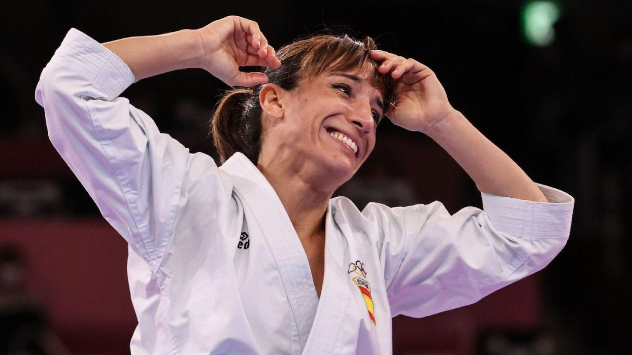 Sandra Sanchez Olympic Gold
