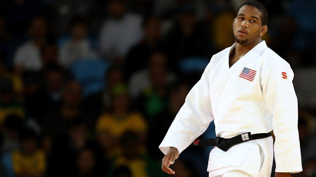 Colton Brown Judoka