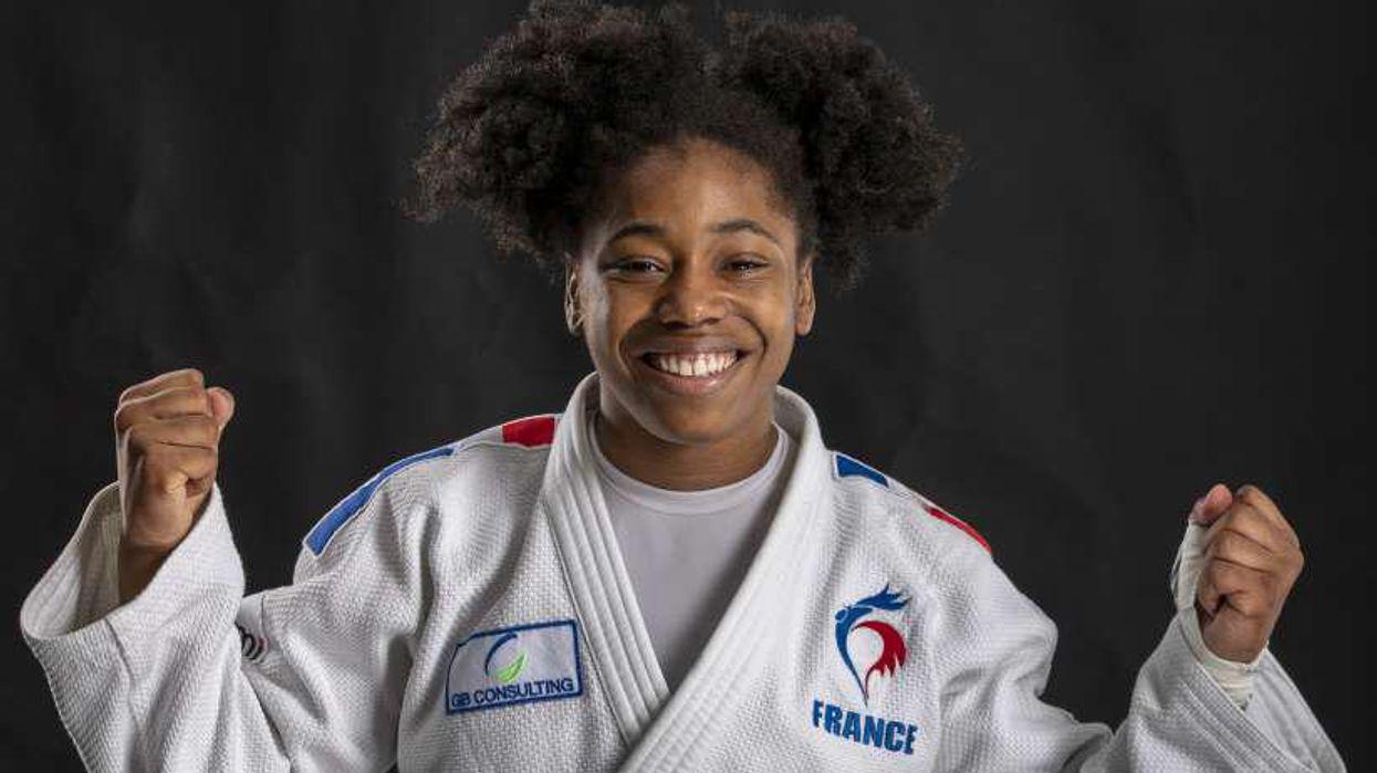 Sarah Leonie Cysique Olympics