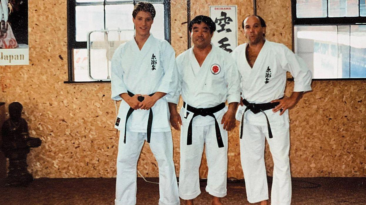 Japanese karate