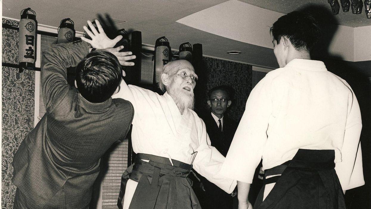 Karate technique