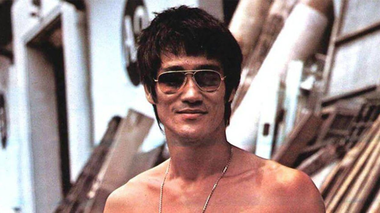 Bruce Lee and Me: Matt Polly and the Quest to Know the Dragon
