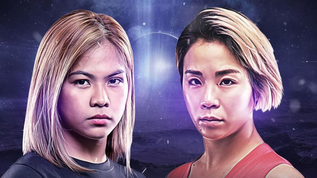 Denice Zamboanga vs. Seo Hee Ham