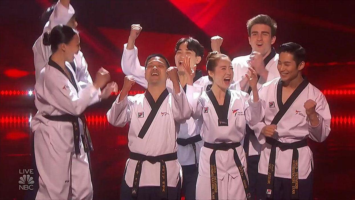 World Taekwondo Demo Team