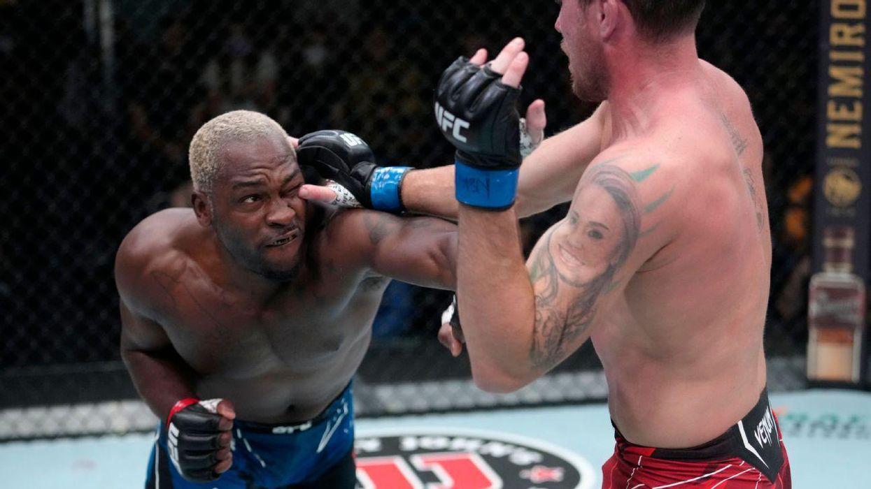Brunson and Till UFC