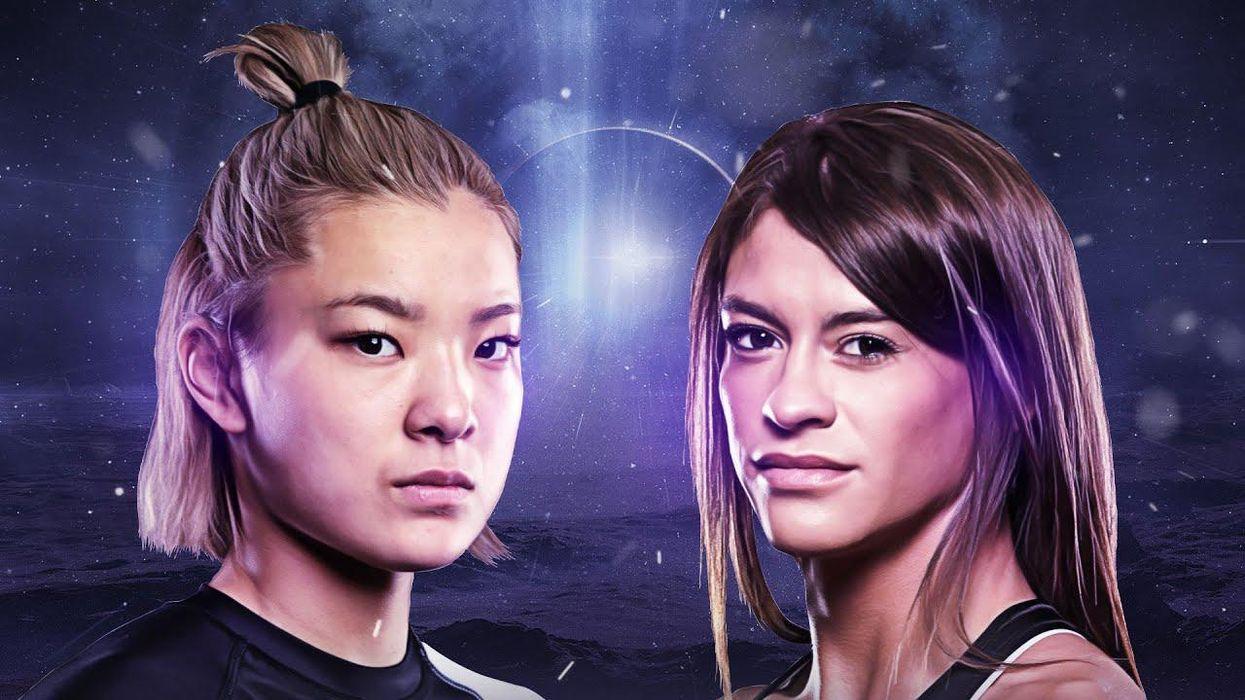 Alyse Anderson vs Itsuki Hirata