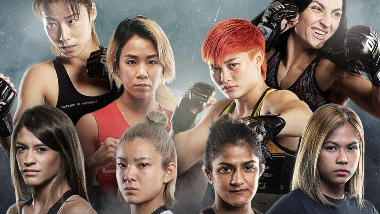 Fans Can Vote On ONE Atomweight Grand Prix Semifinal Matchups