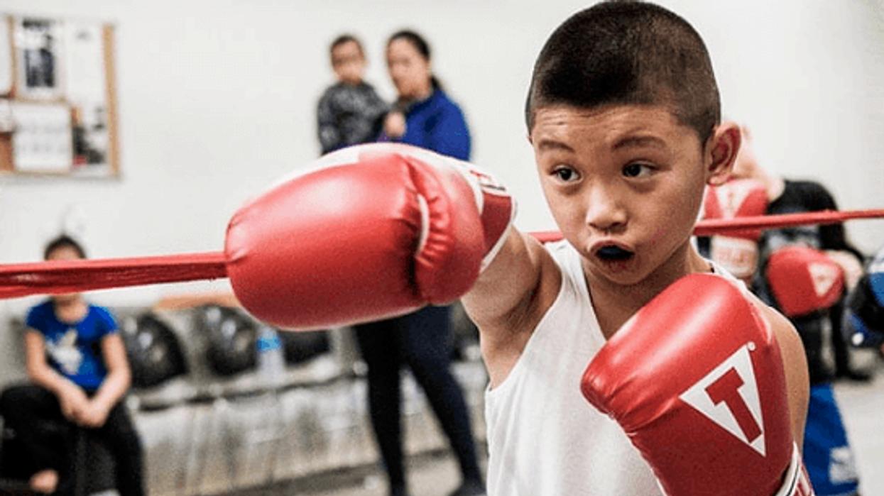 Child MMA