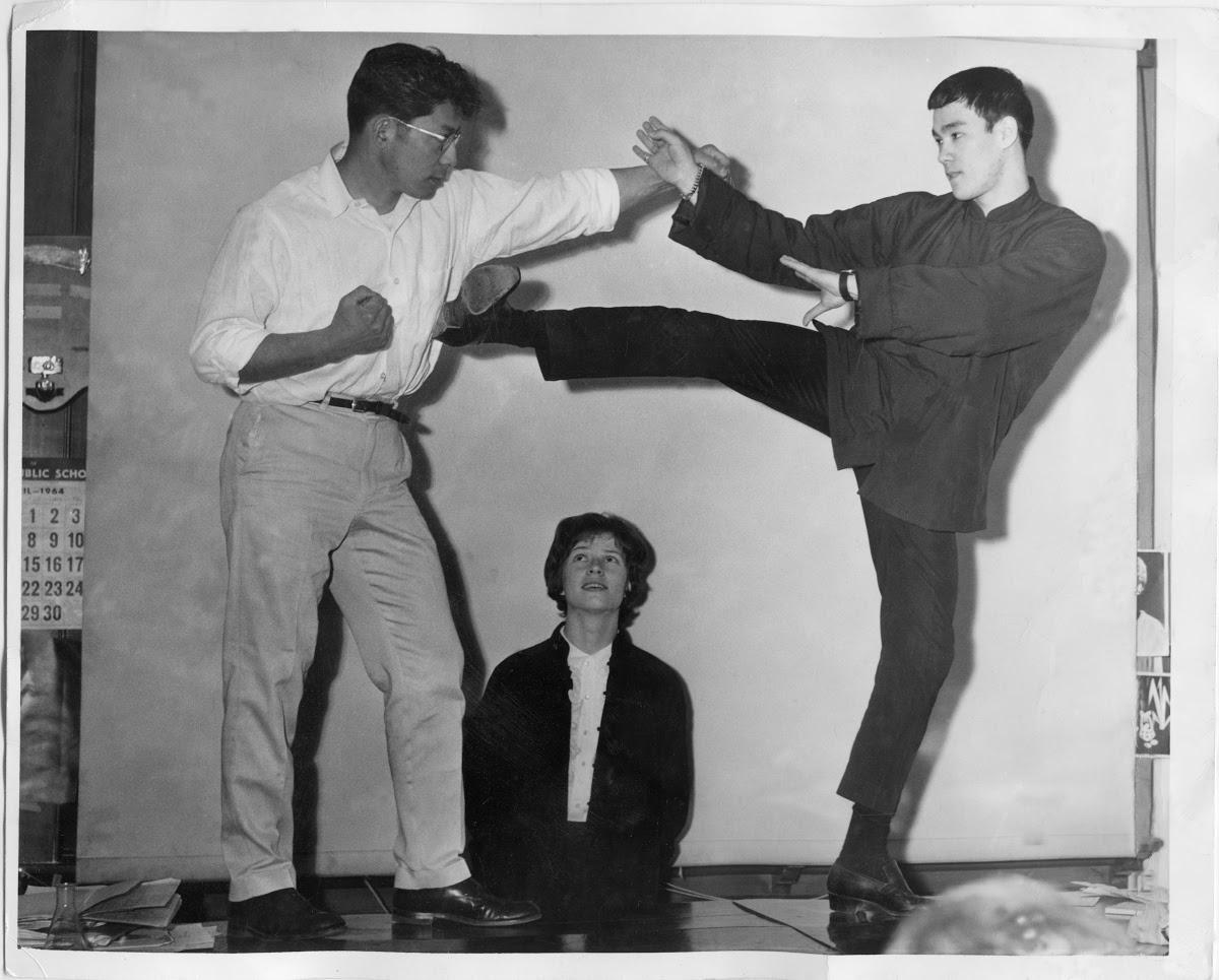 Taky Kimura Bruce Lee