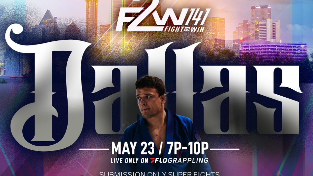 Fight 2 Win 141 LIVE May 23rd from Dallas, Texas