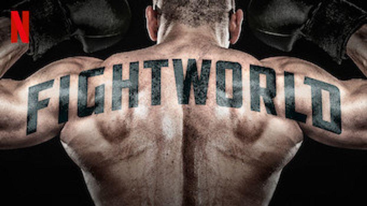 Fightworld Netflix