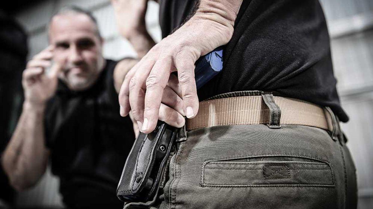 Gun Retention