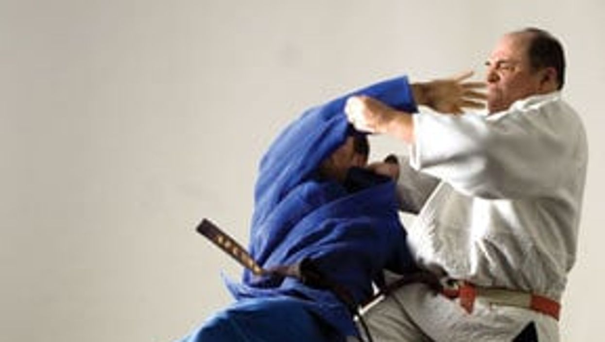 Master the Foot Sweep: Judo's Secret Weapon