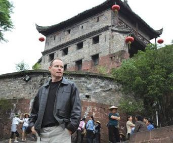The Adventures of an American JKD Teacher in China