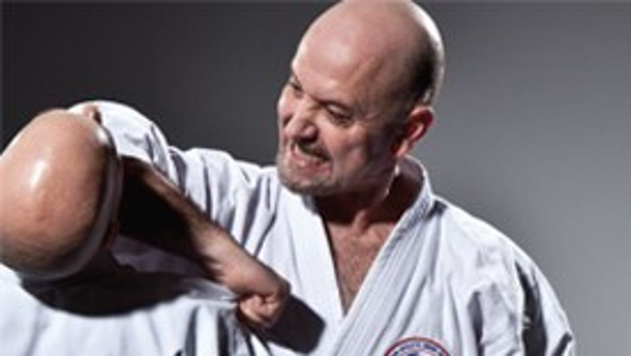 How Tai Sabaki Works in Karate Moves (Part 1)