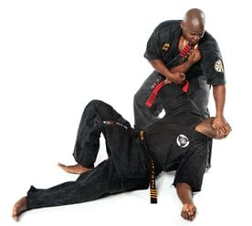MCMAP Expert Leon Wright Teaches Military Personnel the Mental Techniques and Self-Defense Moves They Need to Survive!