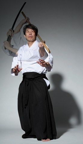Aikido Moves Video: Haruo Matsuoka Behind the Scenes at Black Belt Magazine!
