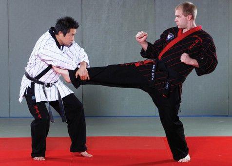 Hapkido Techniques vs. Front Kicks From Multiple Ranges