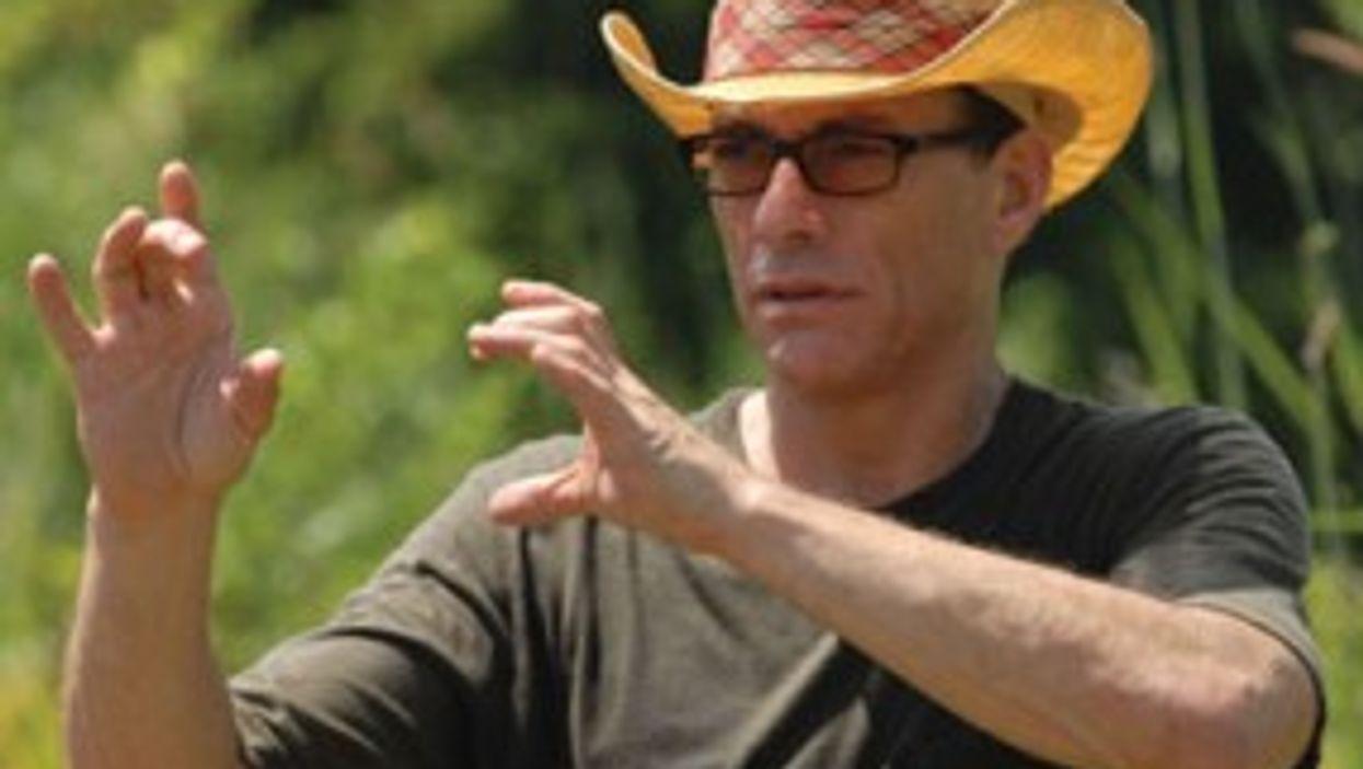 "JCVD Joins ""Kickboxer"" Movie Reboot Starring Alain Moussi"