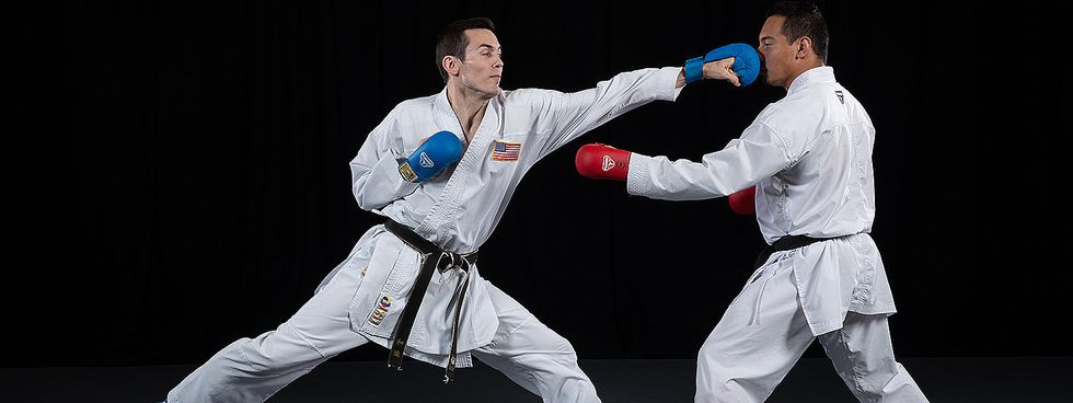 Tom Scott: The Mission to Become the First American Gold Medalist in Karate