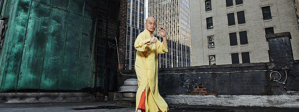 Shi Yan Ming: Learn the Way of the Kick Taught at Chinas Shaolin Temple