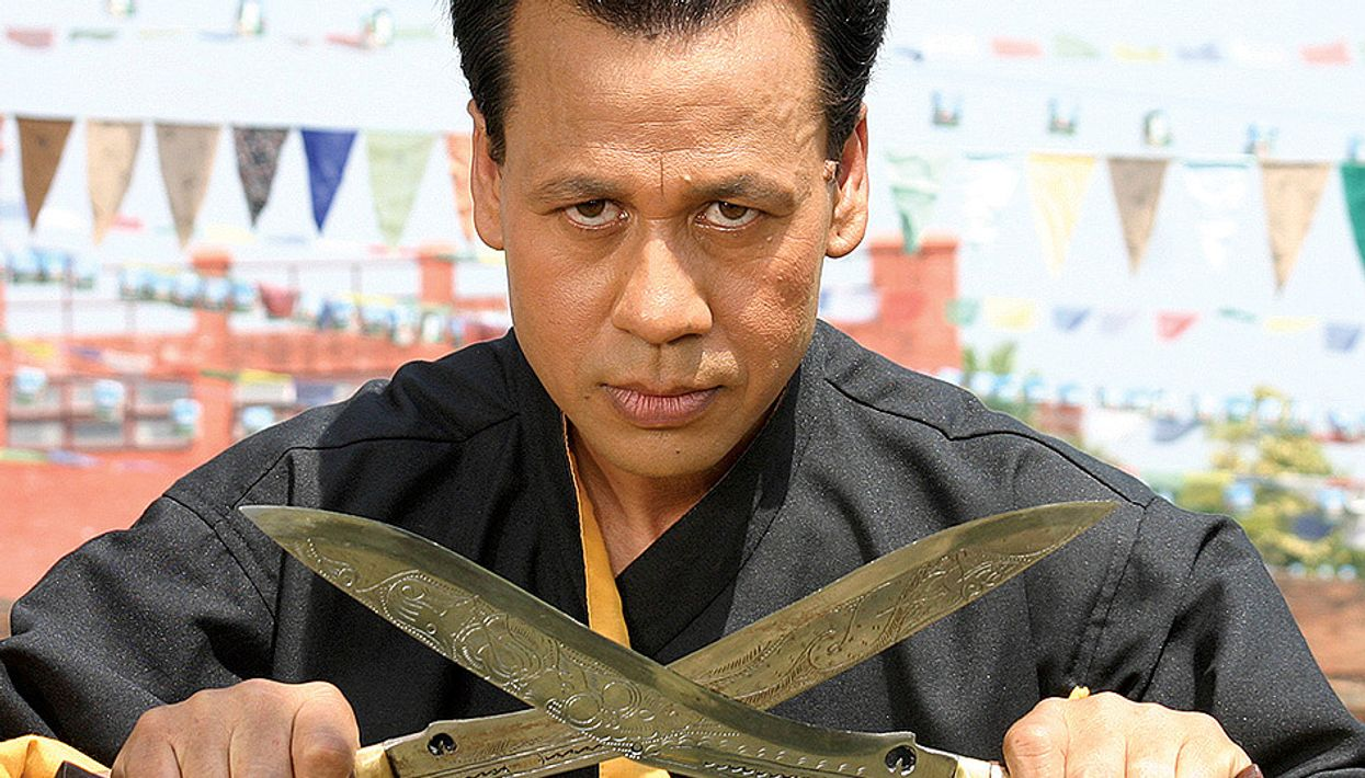 How the Kukri Went From Weapon of War to Weapon of Peace